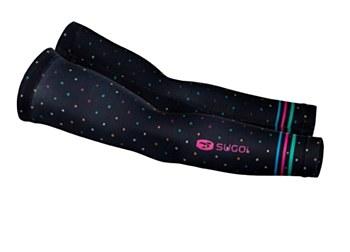 LTD Arm Sleeve Black/Dots SM