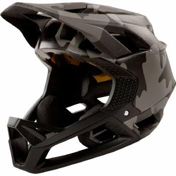 Proframe Helmet LG Black Camo