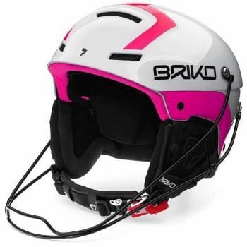 Slalom Helmet White/Pink 56cm