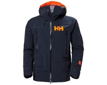 Sogn Shell Jacket Navy SM