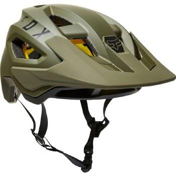 Speedframe Helmet MIPS Grn MD