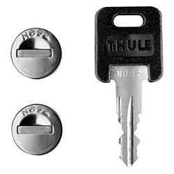 596 - 6-Pack Lock Cylinders