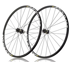 Aksium Disc Wheelset