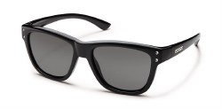 Carob SC Black/Gray Polarized