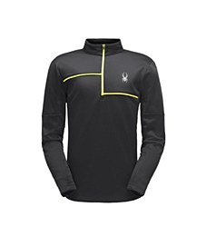 Charger Half Zip 2019 Black XL