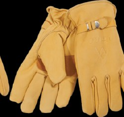 Deerskin Work Glove X Large