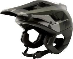 Dropframe Helmet Black Camo LG