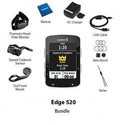 Edge 520 Cycling Bundle w/ HRM