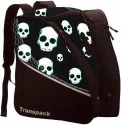 Edge Jr. - Black/Green Skull