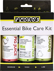Essential Bike Care Kit