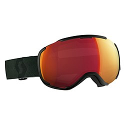 Faze II Goggle - Black w/ Red
