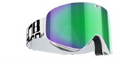 Flow Goggle - White cat3+1