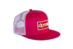 Garage Patch Trucker Hat - Pnk