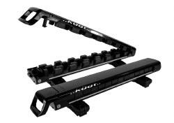 Grip Ski Rack 6 Pair - Black