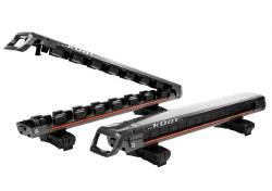 Grip Ski Rack 6 Pair - Gray