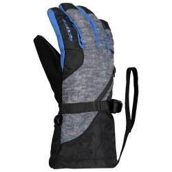Jr Ult Premium Glove Blk/Bl SM