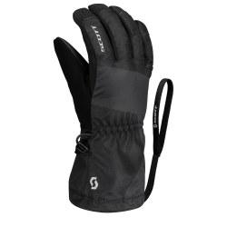 Jr Ult Premium Glove Blk MD