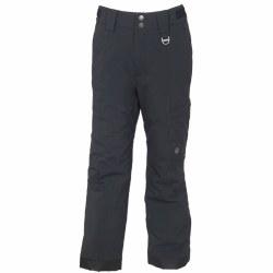 Laser Pants 2020 Black 8
