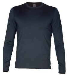 MEC 8K Crewneck Blk Medium