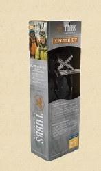 """Men's Xplore Kit 25"""""""
