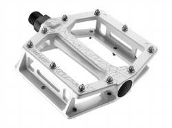 MTB Core Platform Pedals White
