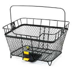 MTX Rear Basket - Black