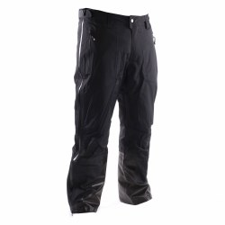 Off-Piste Fullzip Pants Black