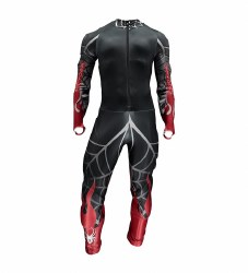 Performance GS Suit Blk/Red LG
