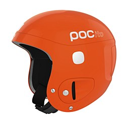 Pocito Skull Fluoro Orange