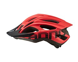 Quick Helmet 2018 Mat Red S/M