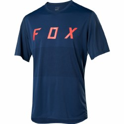 Ranger Fox Jersey Navy LG