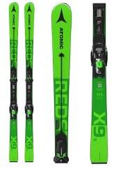 Redster X9 S + X 14 2021 169cm