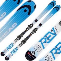 Rev 70 w/ Binding 170cm