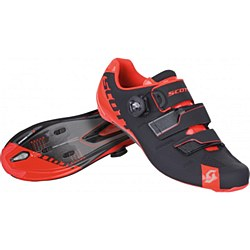 Road Premium Shoe - Blk/Red 47