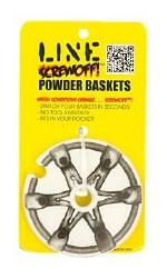 Screwoff! Powder Basket 90mm