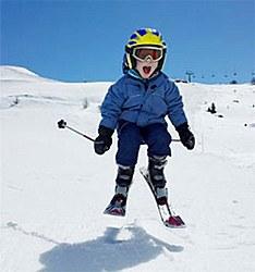 Season Ski Lease Junior NEW