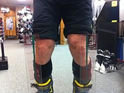 Ski Boot Stance Evaluation