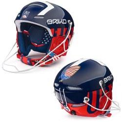 Slalom Helmet USA Blue 54cm
