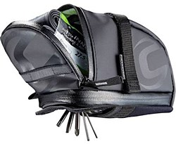 Speedster 2 Seat Bag Med Black