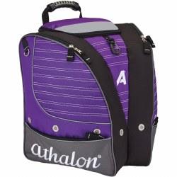 Tri Boot Bag - Purple/Gray