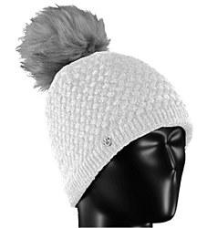 W Icicle Hat 2018 Black/Silver