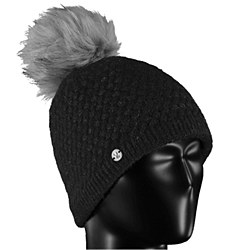 W Icicle Hat 2018 White/Silver