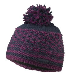 W's MTN 20 Beanie Purple/Black