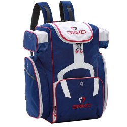 WC Backpack Blue/White/Pink