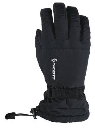 Ws Fuel Glove - Black Small