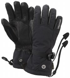 Ws Randonnee Glove - Black XS