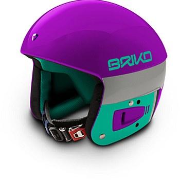 Vulcano FIS Purple/Teal 56cm