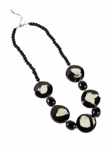 Dante Resin Bead Necklace