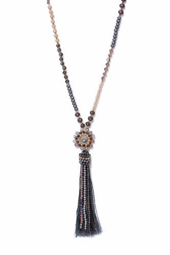 Envy Jewellery Tassel Necklace