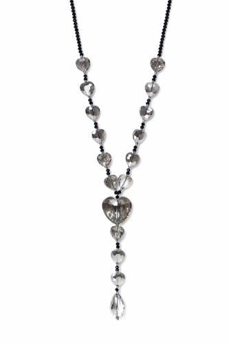 Envy Jewellery Crystal Pendant Necklace